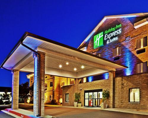 Holiday inn express suites edmond edmond oklahoma ok for Holiday inn express garden city ks