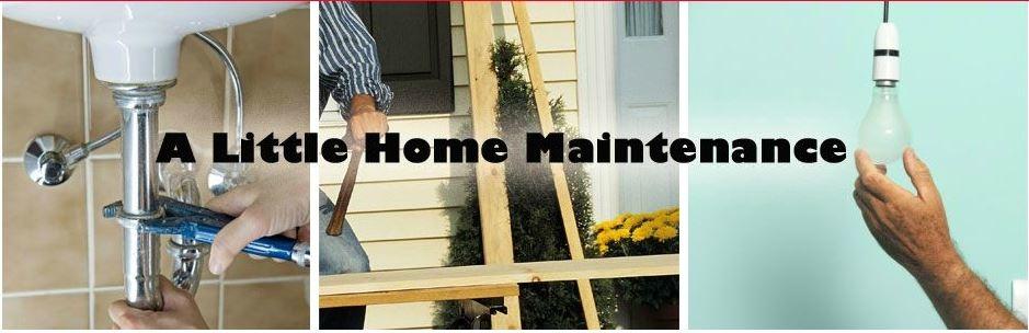 A Little Home Maintenance Llc