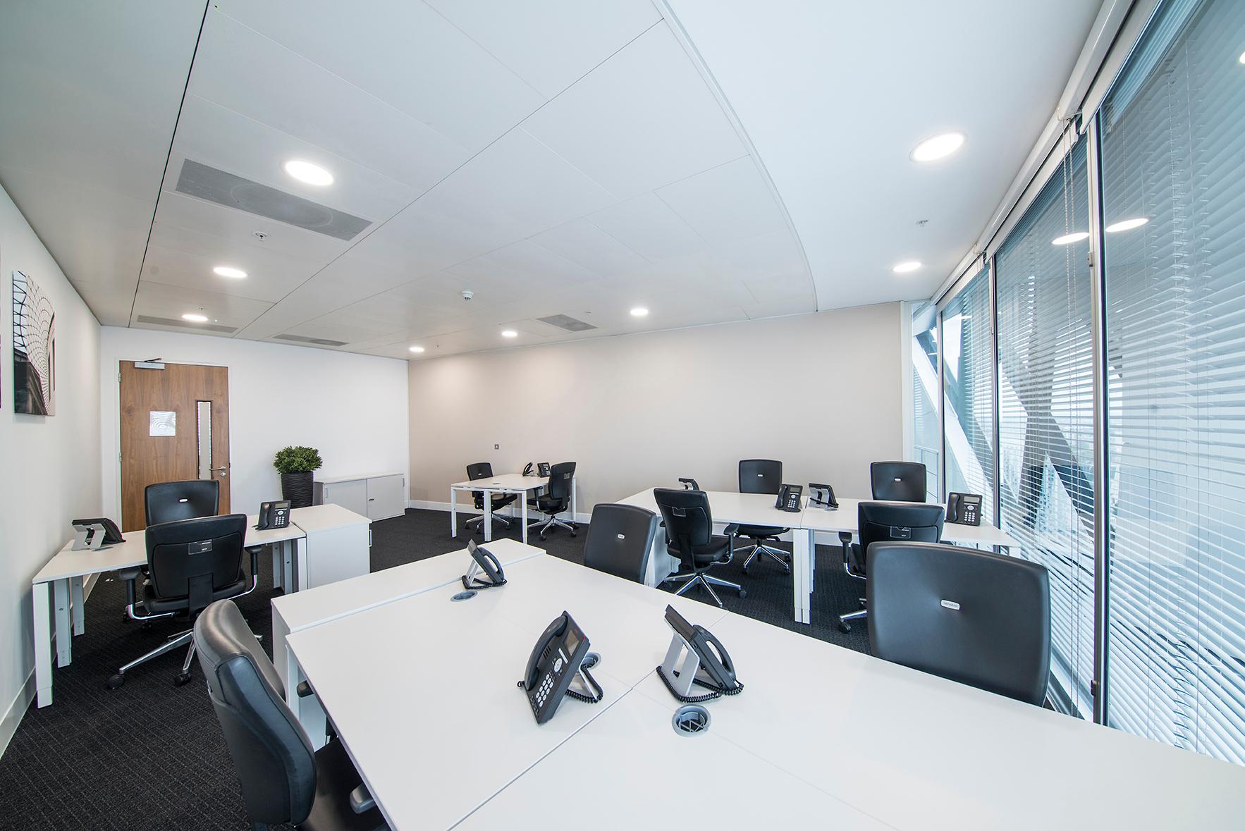 Regus - London, 63 St Mary Axe, London | Office Rental