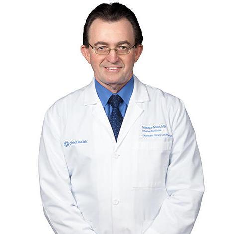 Maurice Conrad Mast, MD