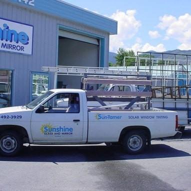 Sunshine Glass & Mirror Ltd in Penticton