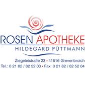 Bild zu Rosen-Apotheke in Grevenbroich
