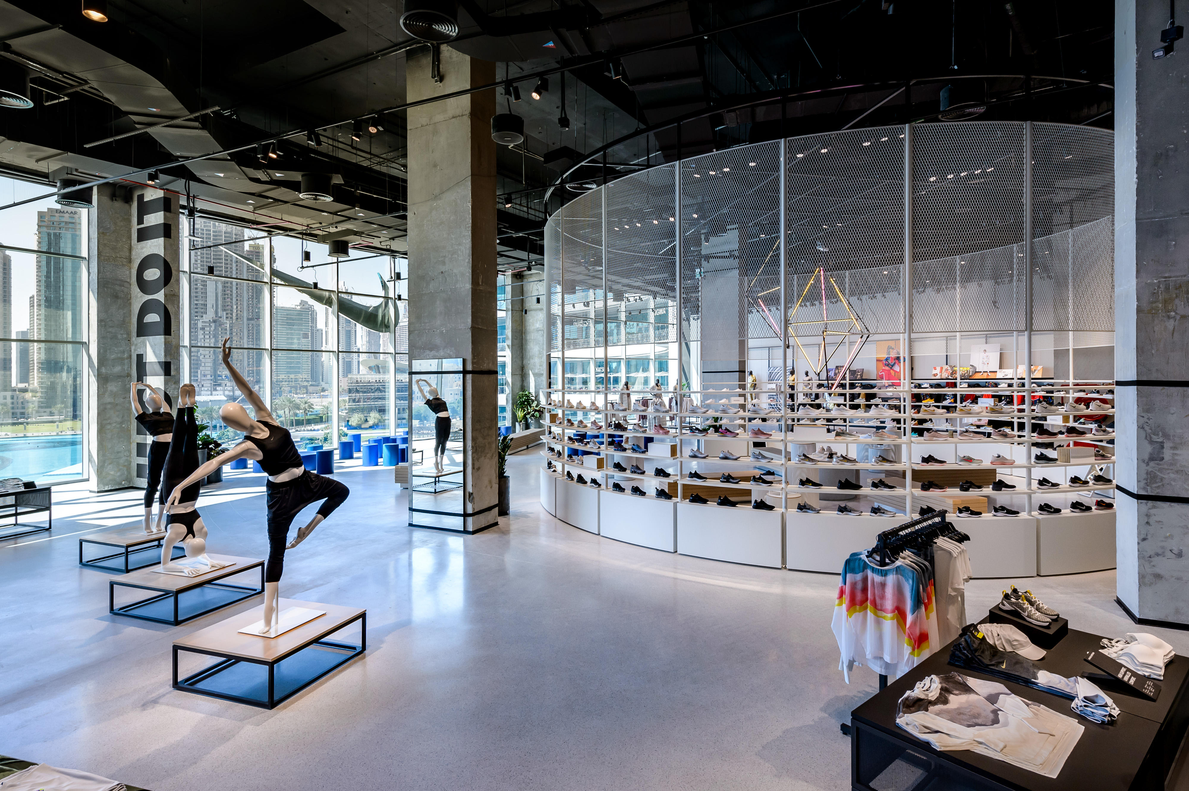 Nike Dubai