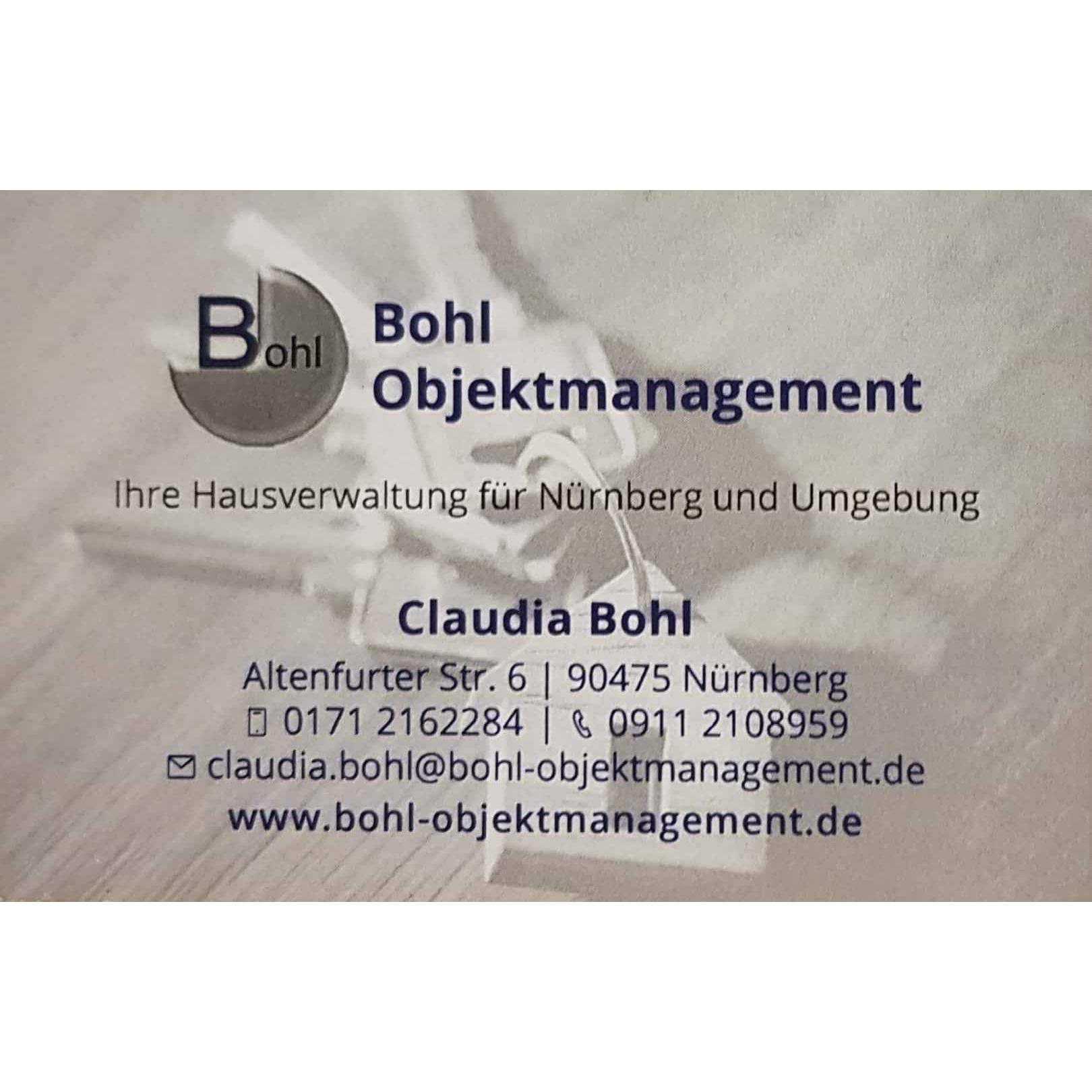 Bild zu Claudia Bohl Objektmanagement in Nürnberg