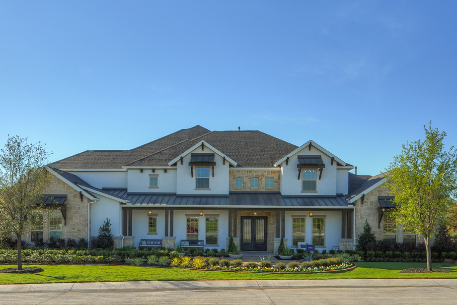 Parkside At Fairview In Fairview Tx 75069