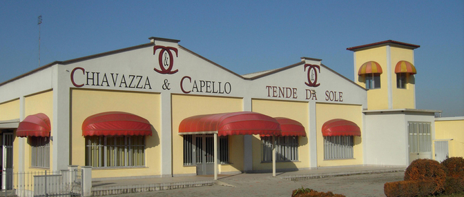 Tende da Sole Chiavazza & Capello