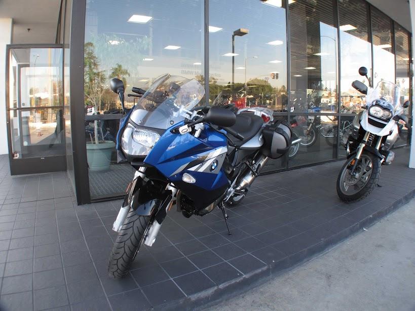New century bmw motorcycles alhambra california ca for Honda dealer glendale ca