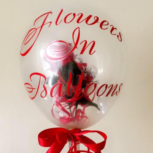 Flowers in Balloons & Occasion Balloons - Havant, Hampshire  - 02393 780111 | ShowMeLocal.com