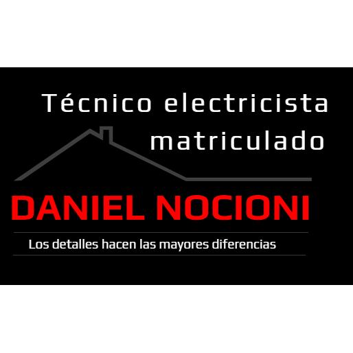 DANIEL NOCIONI - TECNICO ELECTRICISTA MATRICULADO