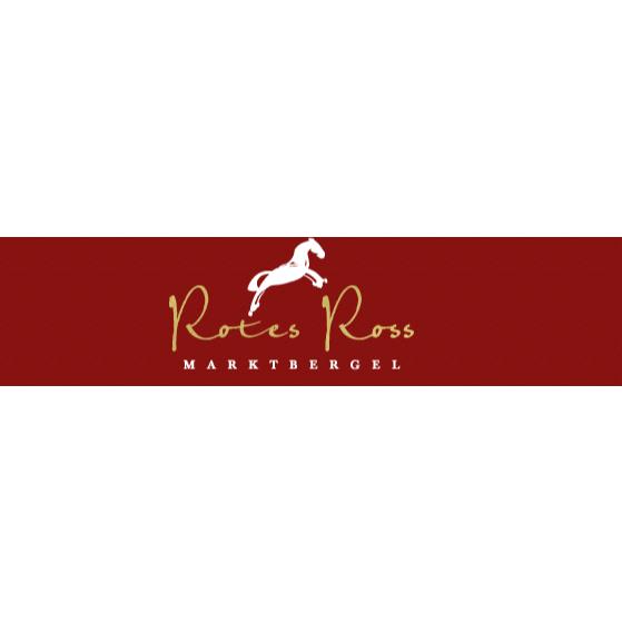 Logo von Rotes Ross Marktbergel