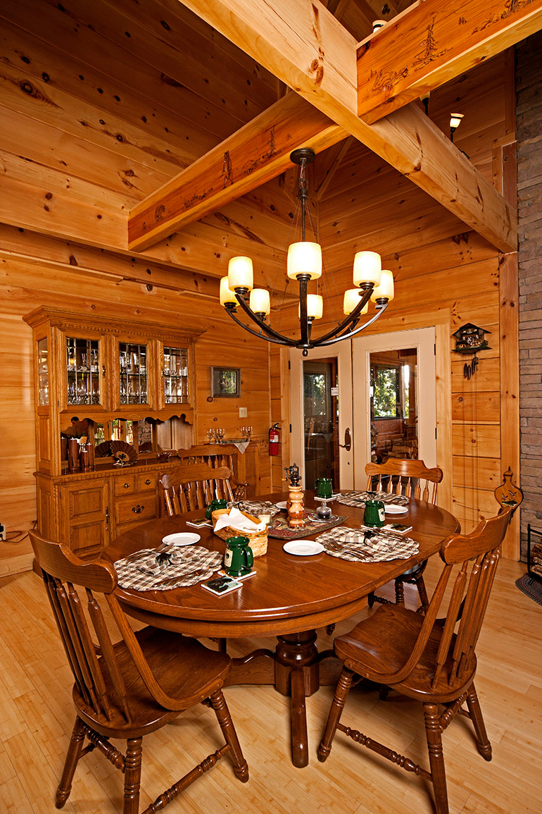 Custom Timber Log Homes image 8