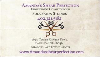 Amanda's Shear Perfection