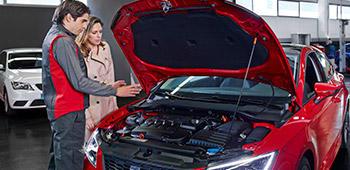 Automotor y Servicios SEAT - Taller y Recambios