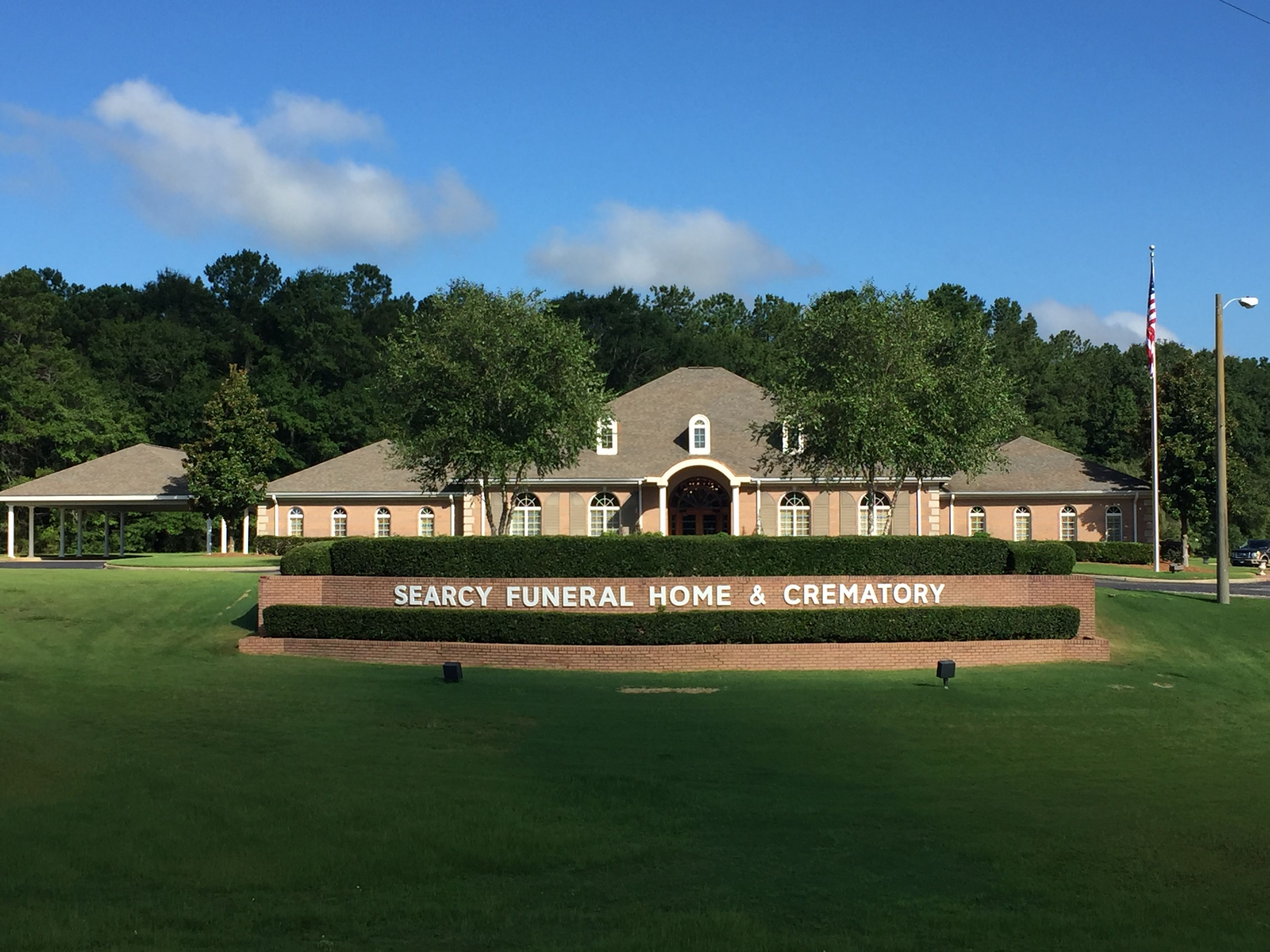 Searcy Funeral Home Crematory