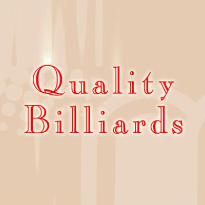 Quality Billiards