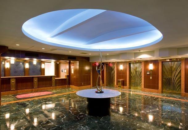 Center City Philadelphia Hotel - Residence Inn by Marriott Philadelphia Center City - Lobby