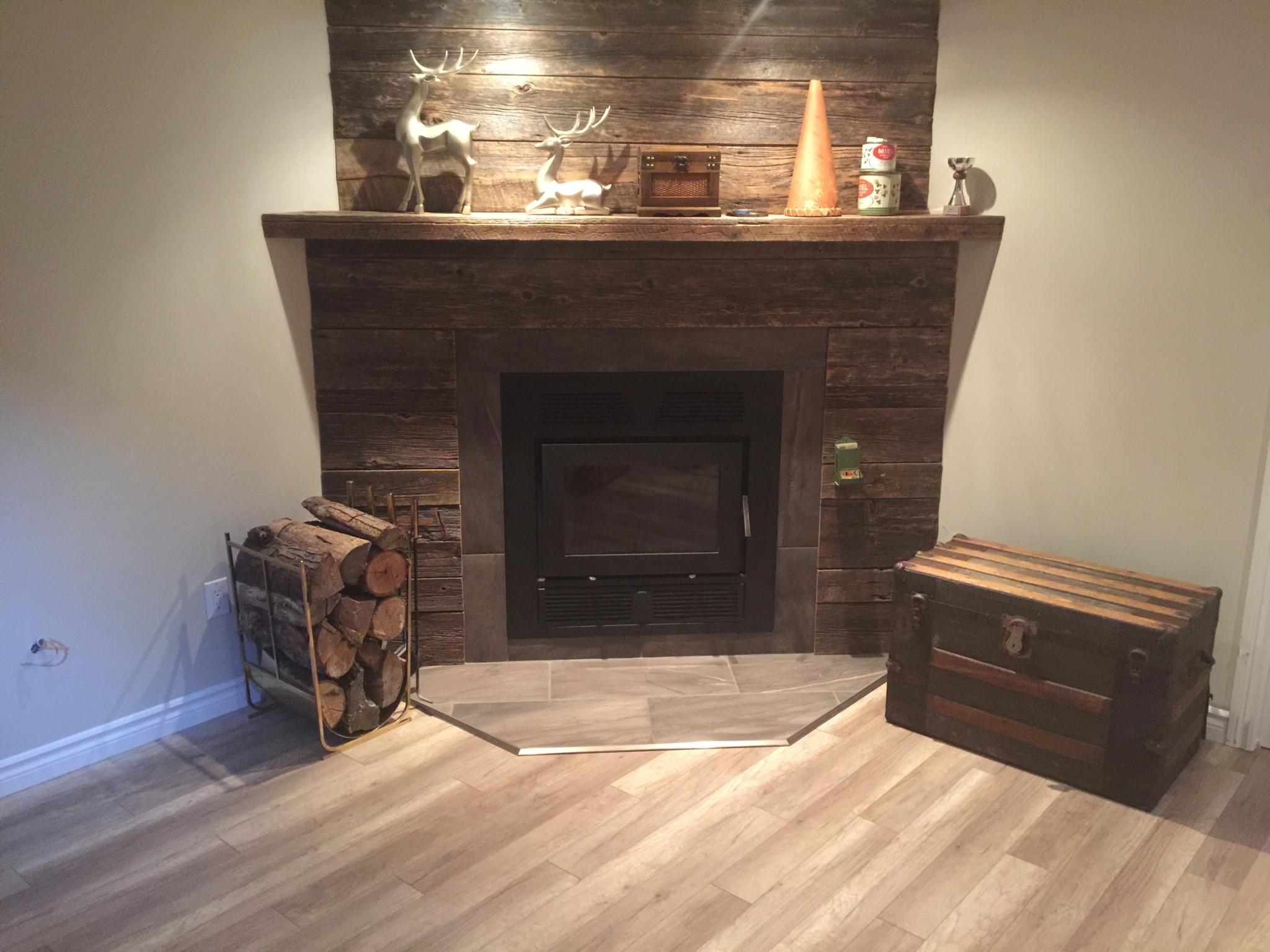 Ram-O-Tech Ramoneur à L'Assomption: Ram-O-Tech Fireplace Maintenance
