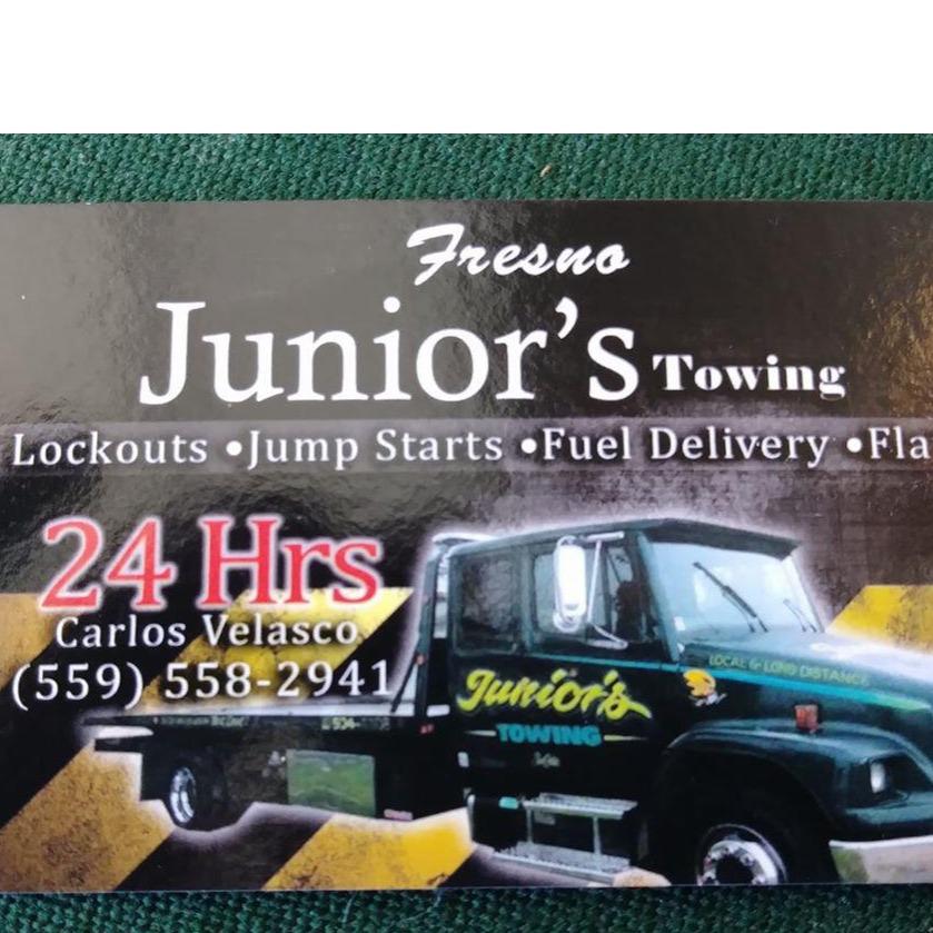 Junior's Towing - Fresno, CA 93725 - (559)558-2941   ShowMeLocal.com