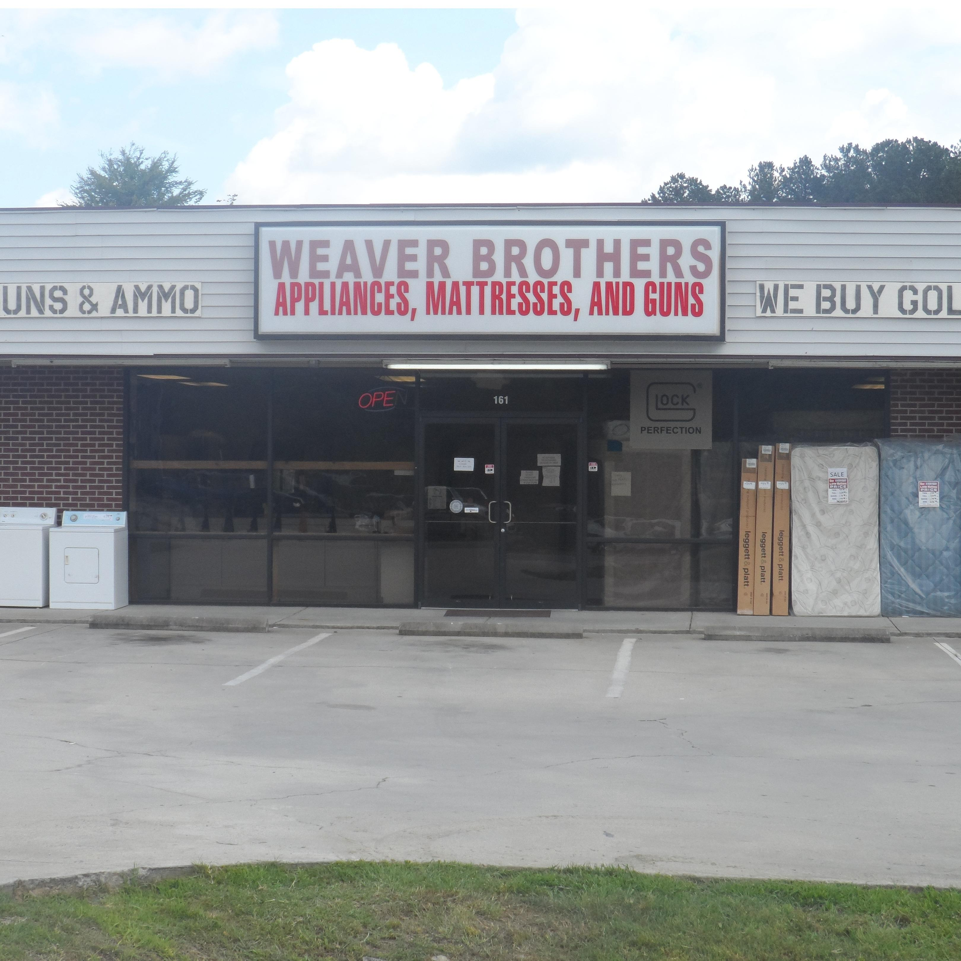 Weaver Brothers Discount Mattresses And Guns In Milledgeville Ga Bed Bath Yellow Pages