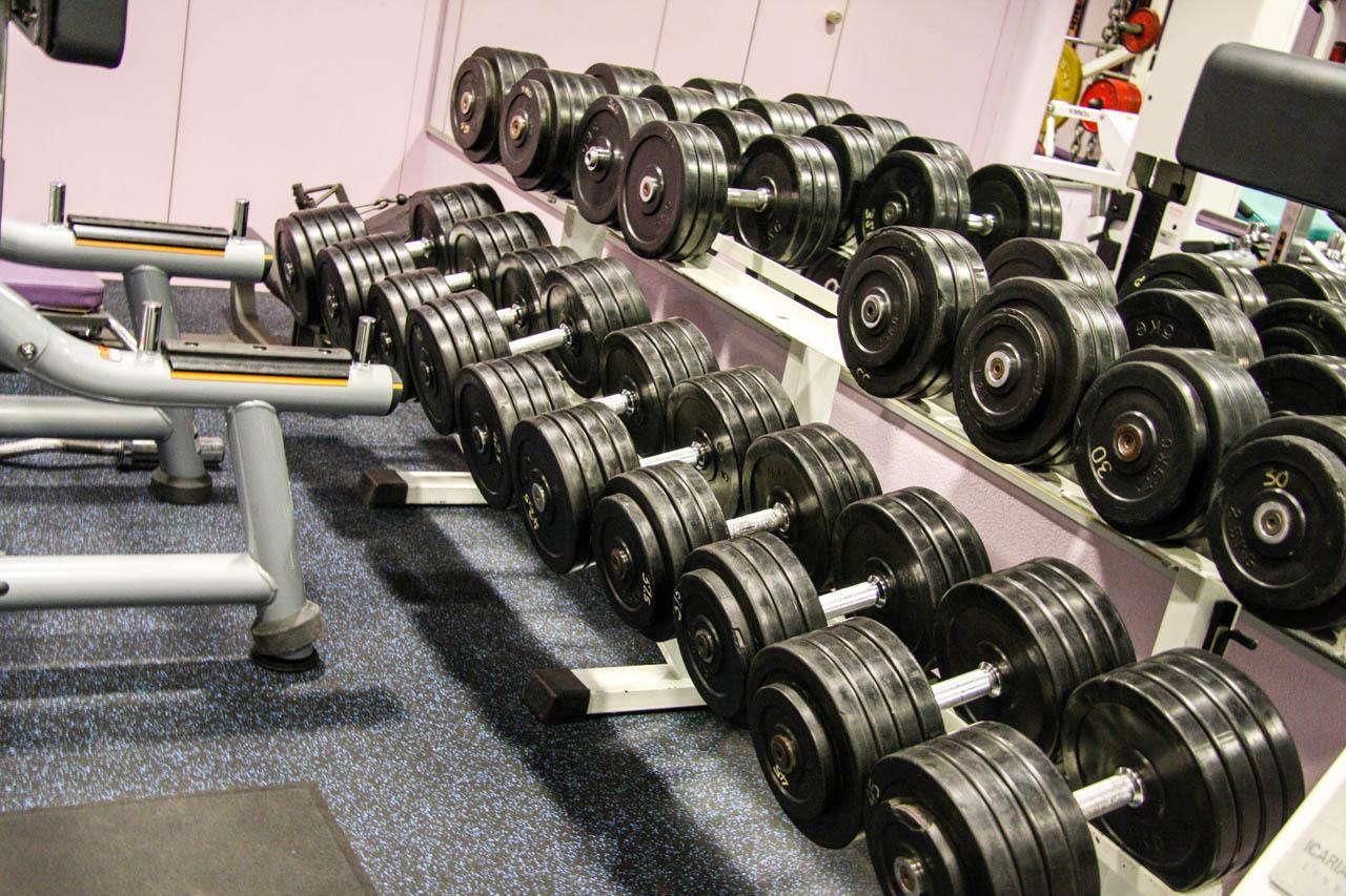 Fitnesscenter ChrisTOP-Park
