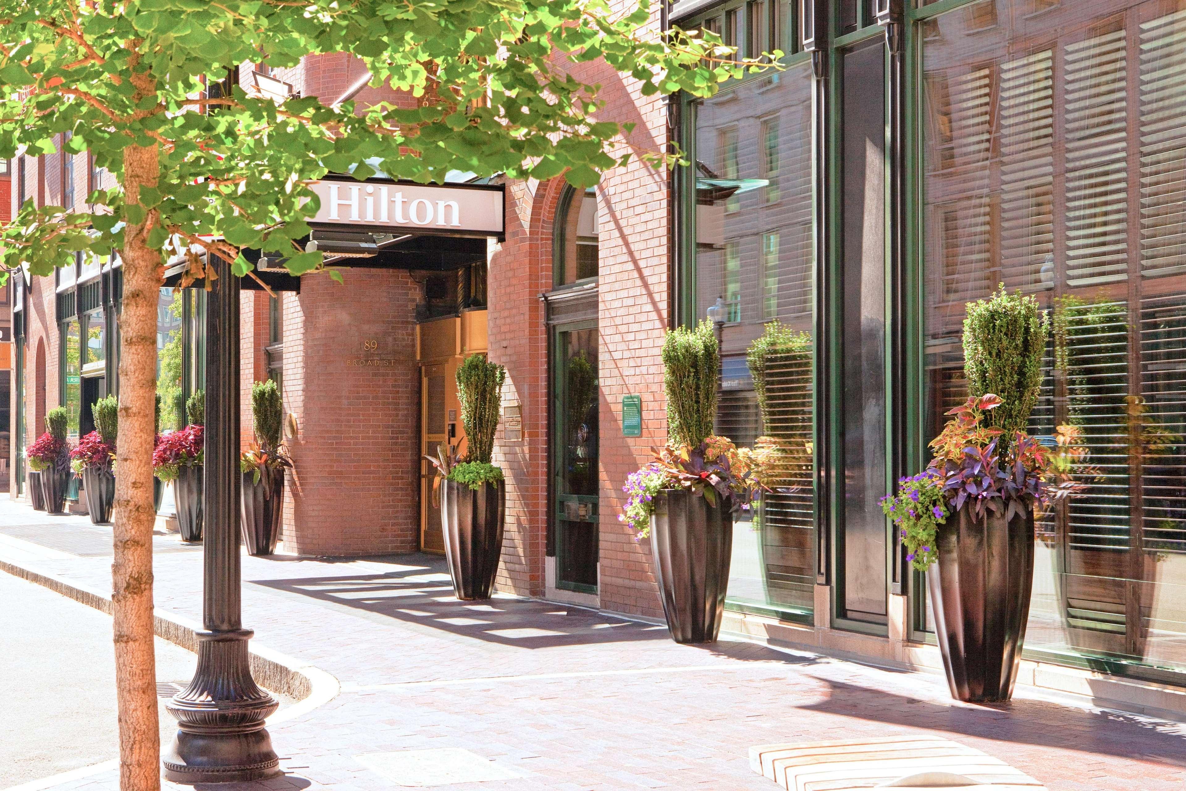 Hilton Hotel Near Faneuil Hall