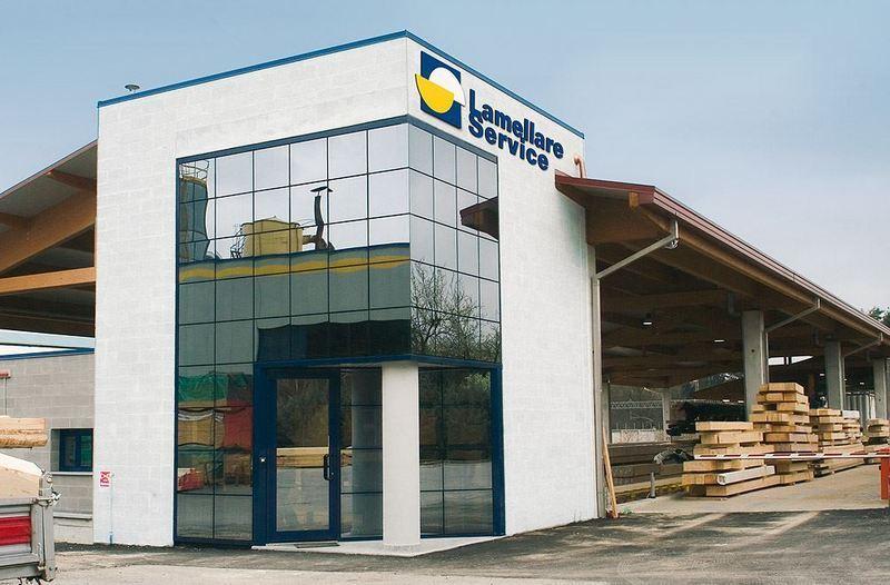 Lamellare service materiali di costruzione in generale for Materiali da costruzione della casa