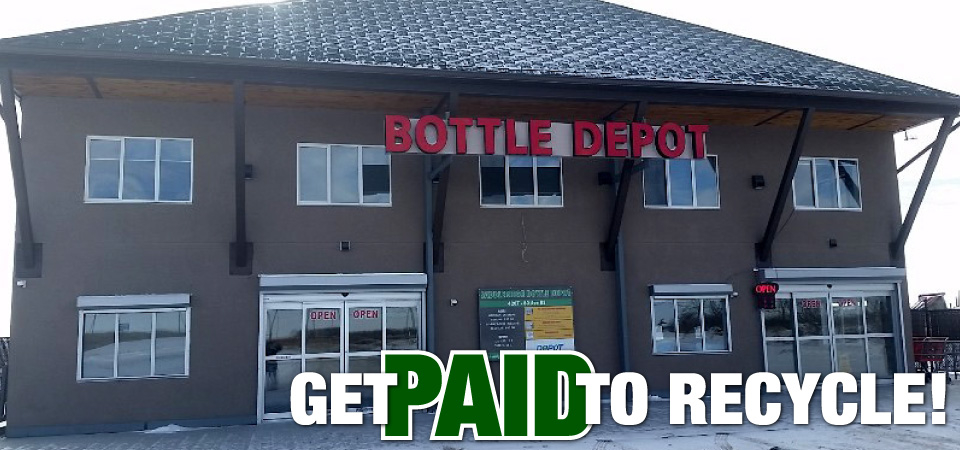 Saddleridge Bottle Depot