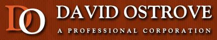 David Ostrove, A Professional Corporation