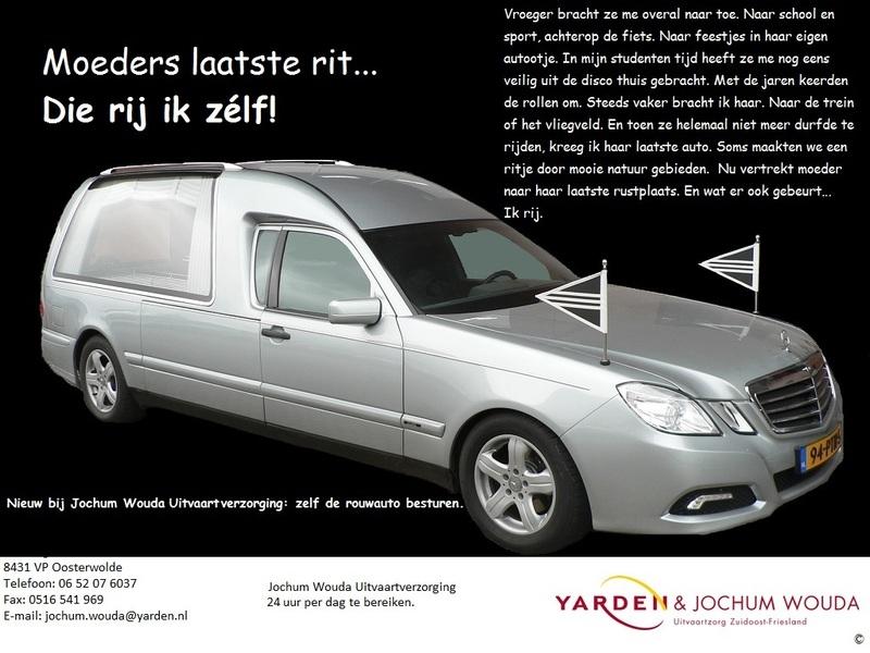 Uitvaartverzorging Yarden & Jochum Wouda