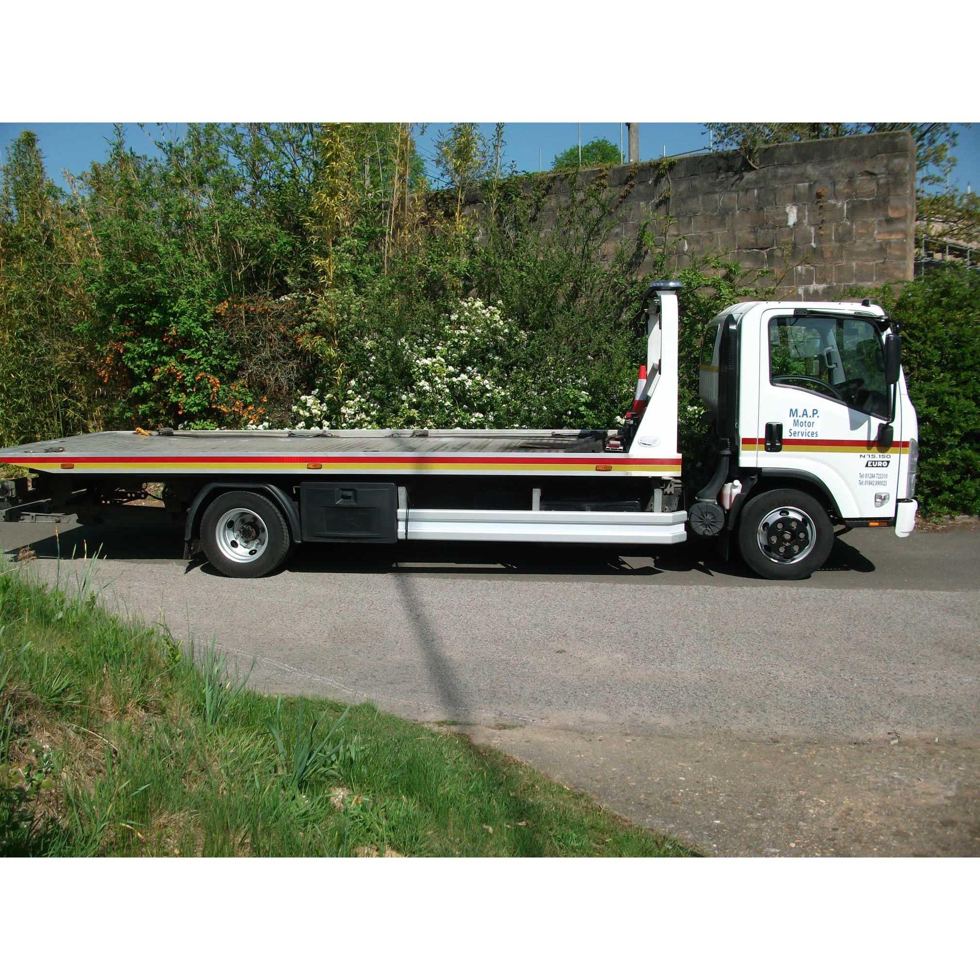 M.A.P Recovery Services - Thetford, Essex IP24 2PH - 01842 890025 | ShowMeLocal.com