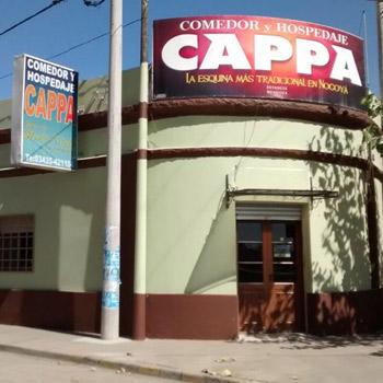 COMEDOR Y HOSPEDAJE CAPPA SRL