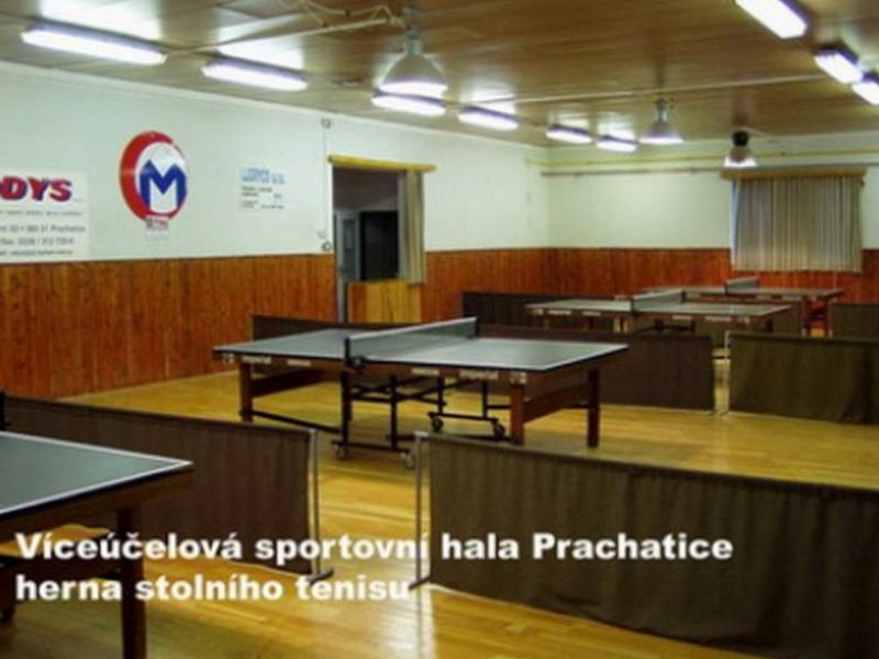 Sportovní zařízení Prachatice, příspěvková organizace