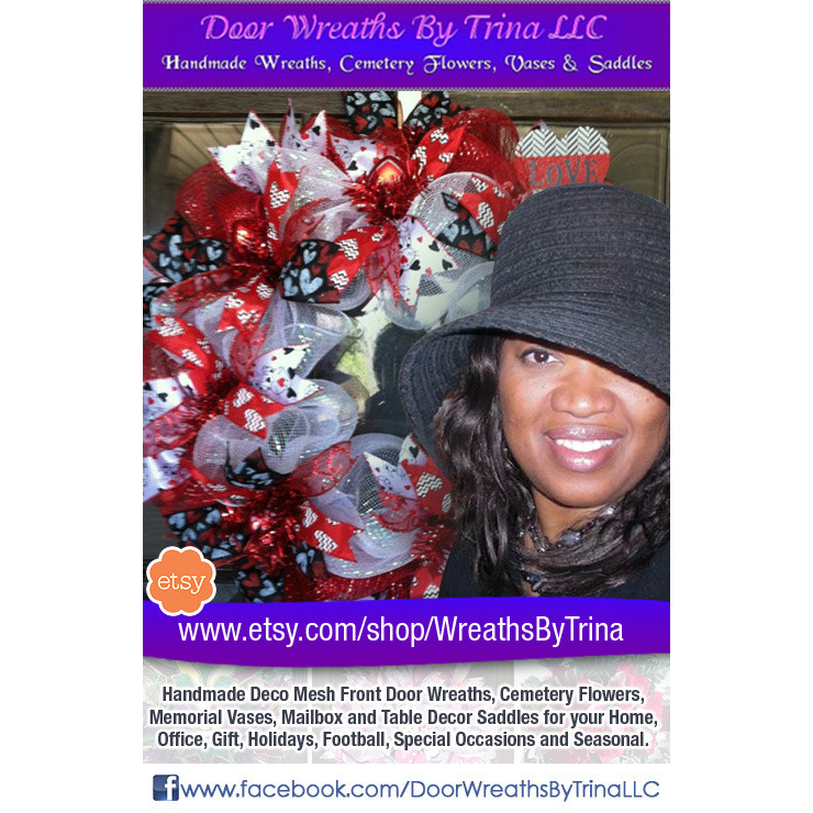 Door Wreaths by Trina, LLC