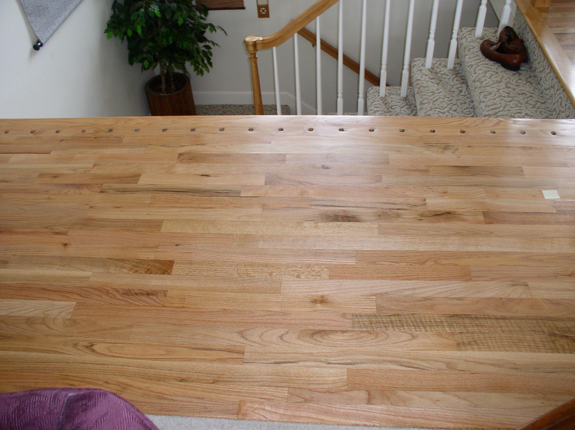 Blue Valley Hardwood Floors