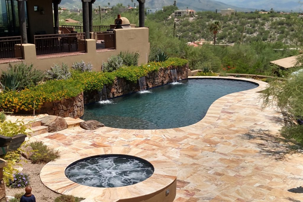 Sidewinder Custom Pools Llc Tucson Arizona Az