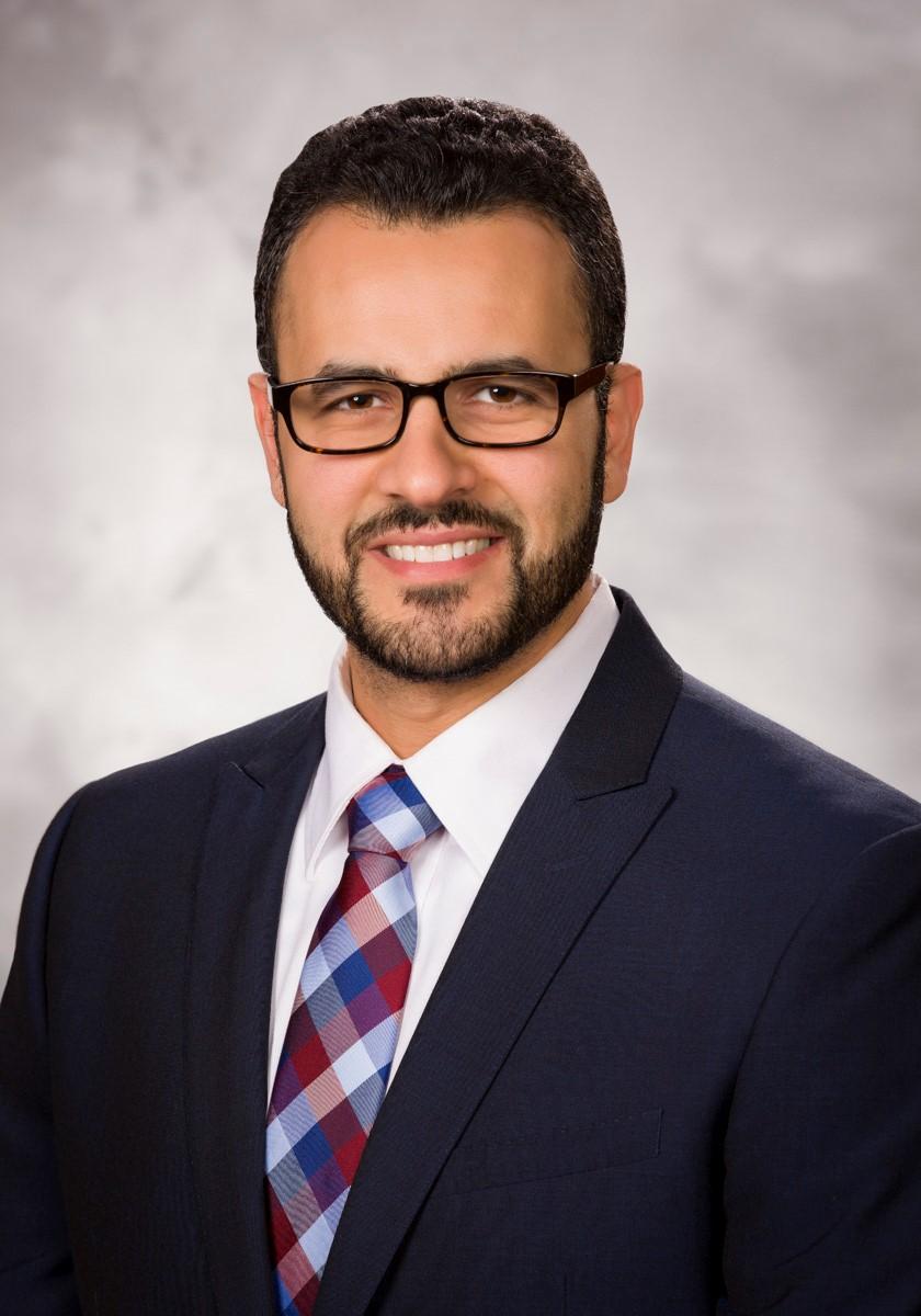 Ahmad Mizyed, MD