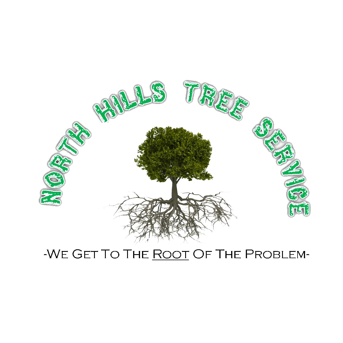 Tree Service in PA Gibsonia 15044 North Hills Tree Service 2073 Old State Rd  (724)935-4040