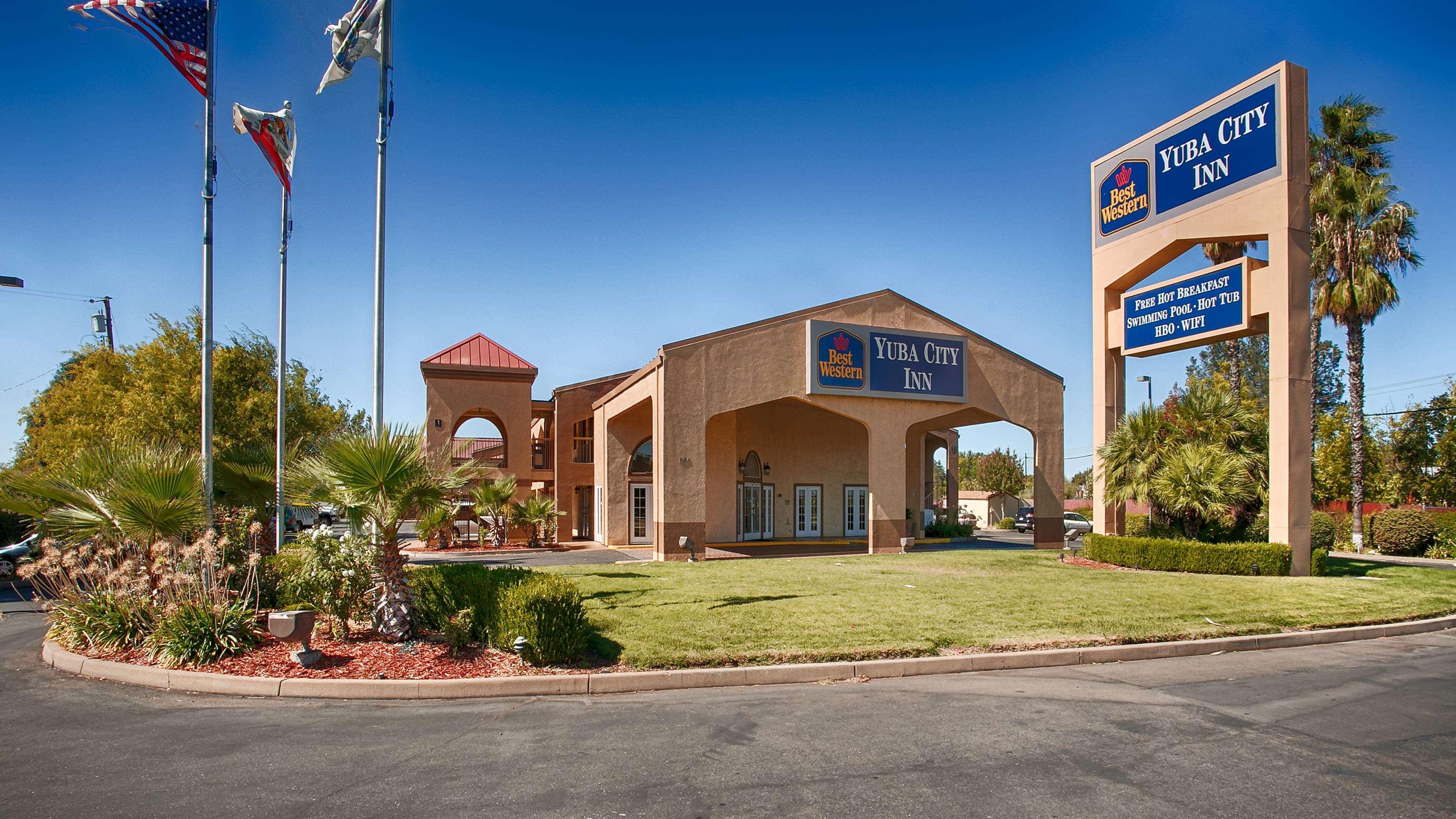Yuba City Hotels And Motels