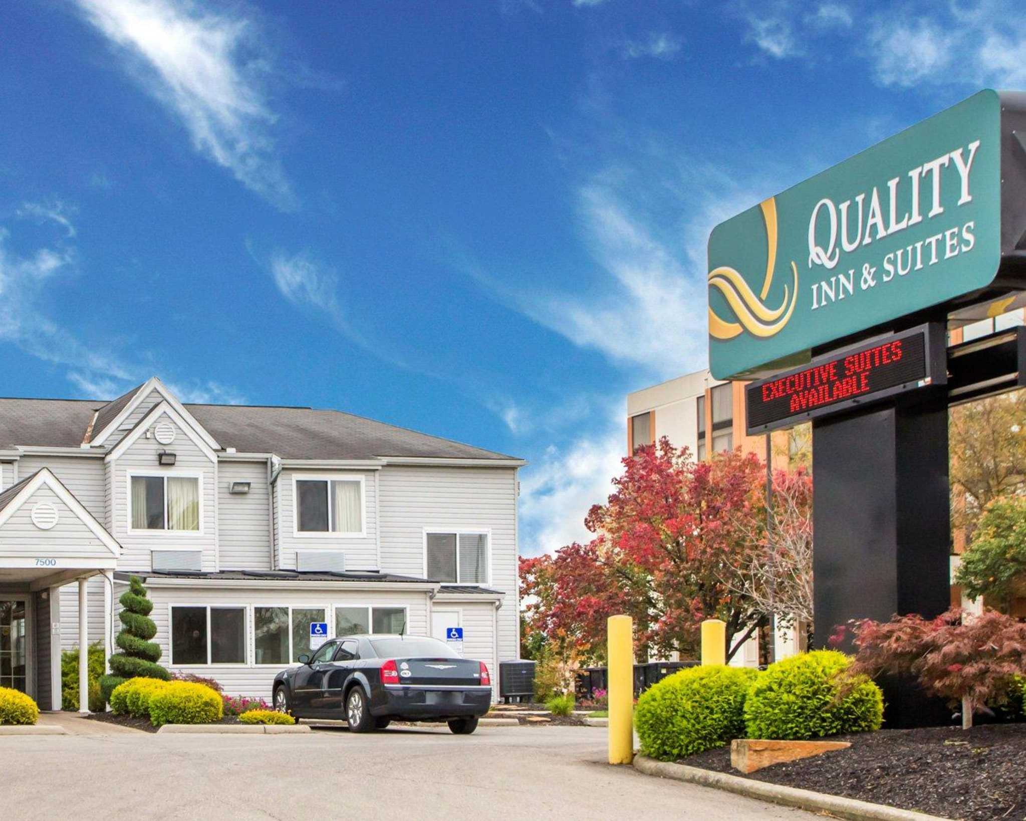 Polaris Ohio Pet Friendly Hotels