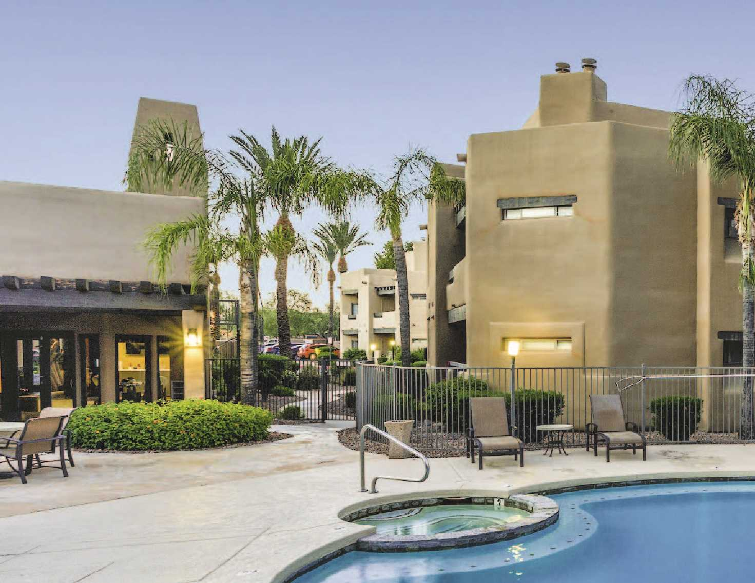Scottsdale Hozion Apartments In Scottsdale Az 85260