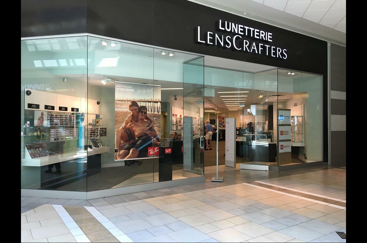 LensCrafters à Point-Claire