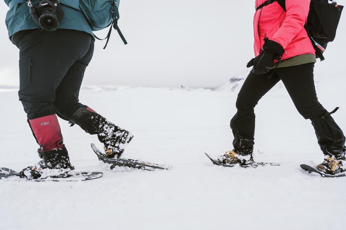 Women's Learn to Snowshoe