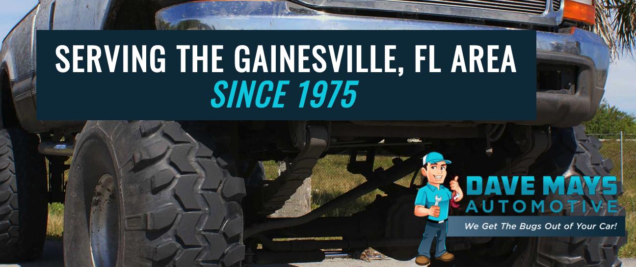 Dave Mays Automotive Inc Gainesville Florida Fl Localdatabase Com