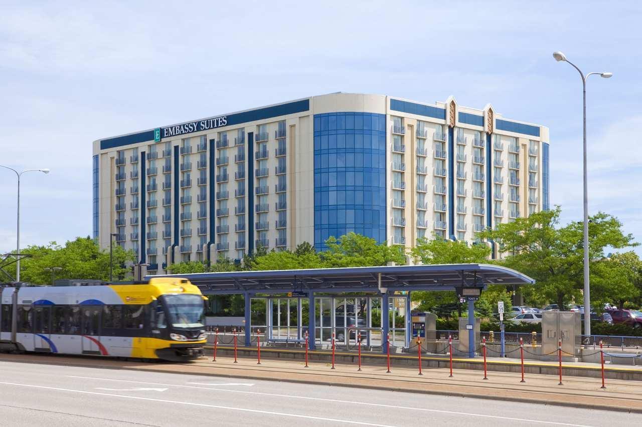Hilton Hotel Bloomington Airport