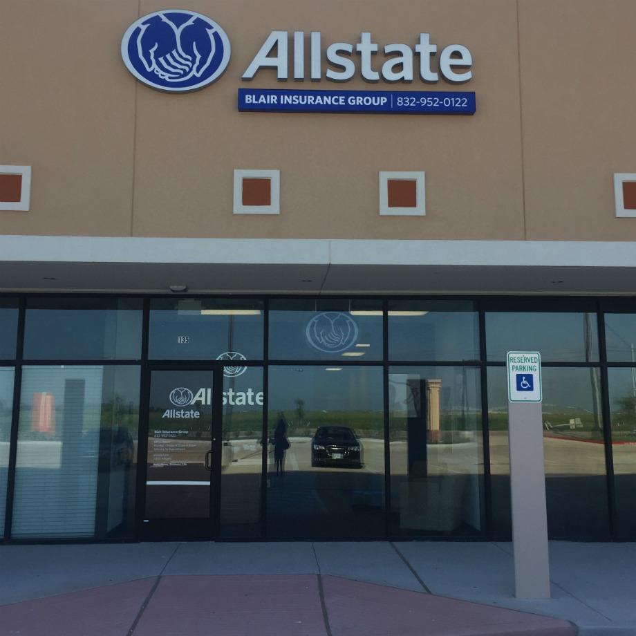 John Blair Allstate Insurance Cypress Texas Tx