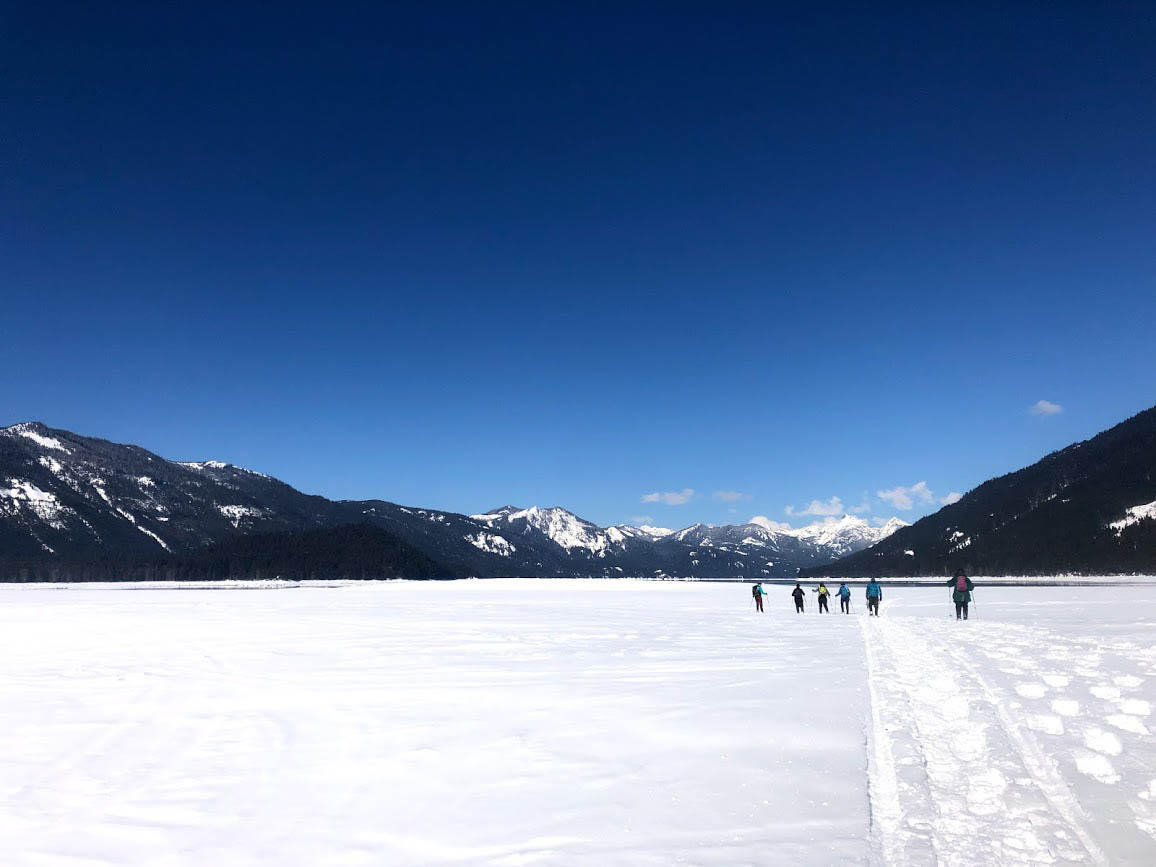 Snowshoes and Brews - Snoqualmie Pass