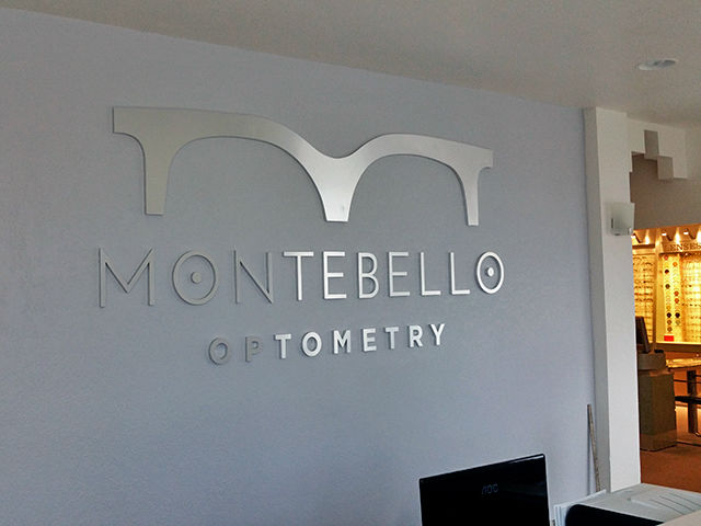 We also make amazing lobby signs. Los Angeles Signs & Awnings Northridge (818)861-5394