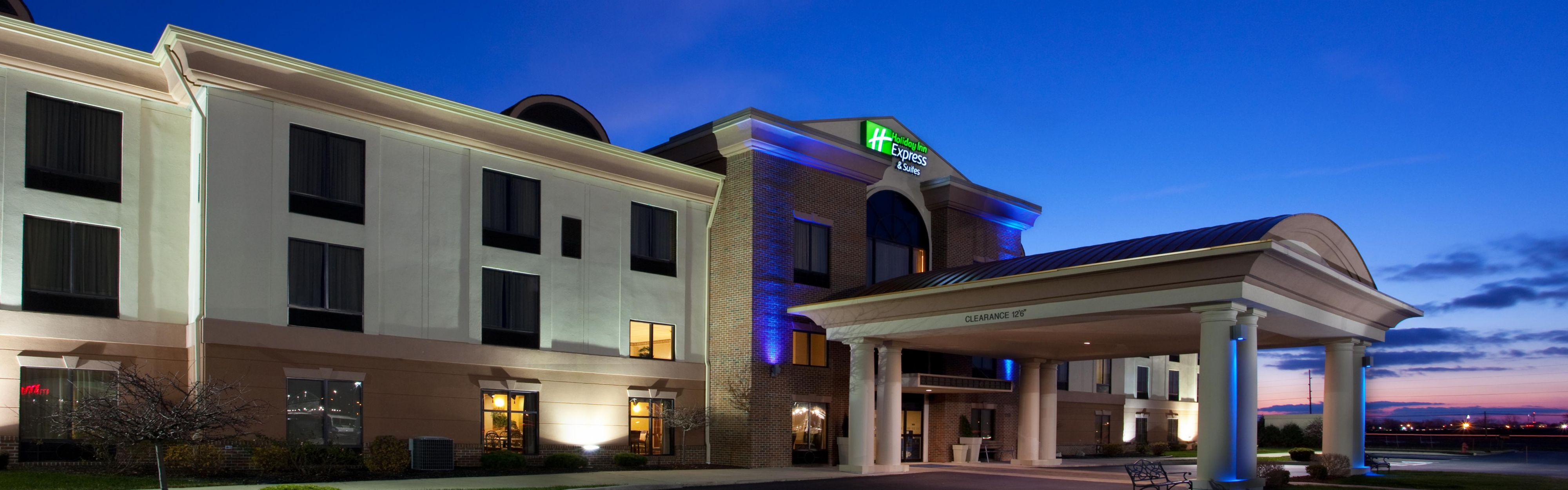 holiday inn express bowling green in bowling green oh. Black Bedroom Furniture Sets. Home Design Ideas