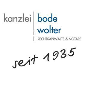 Kanzlei Bode & Wolter Rechtsanwälte u. Notare