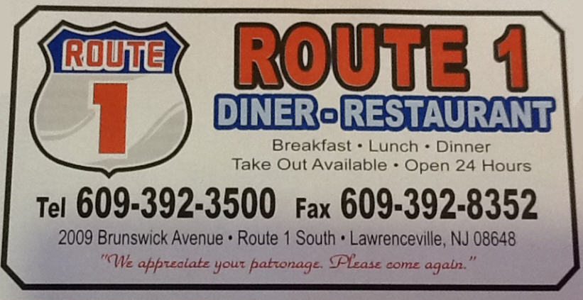 Route 1 Diner Restaurant